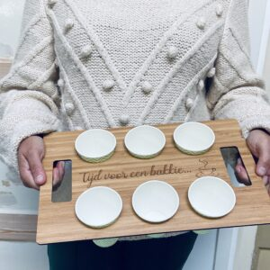 koffie tray